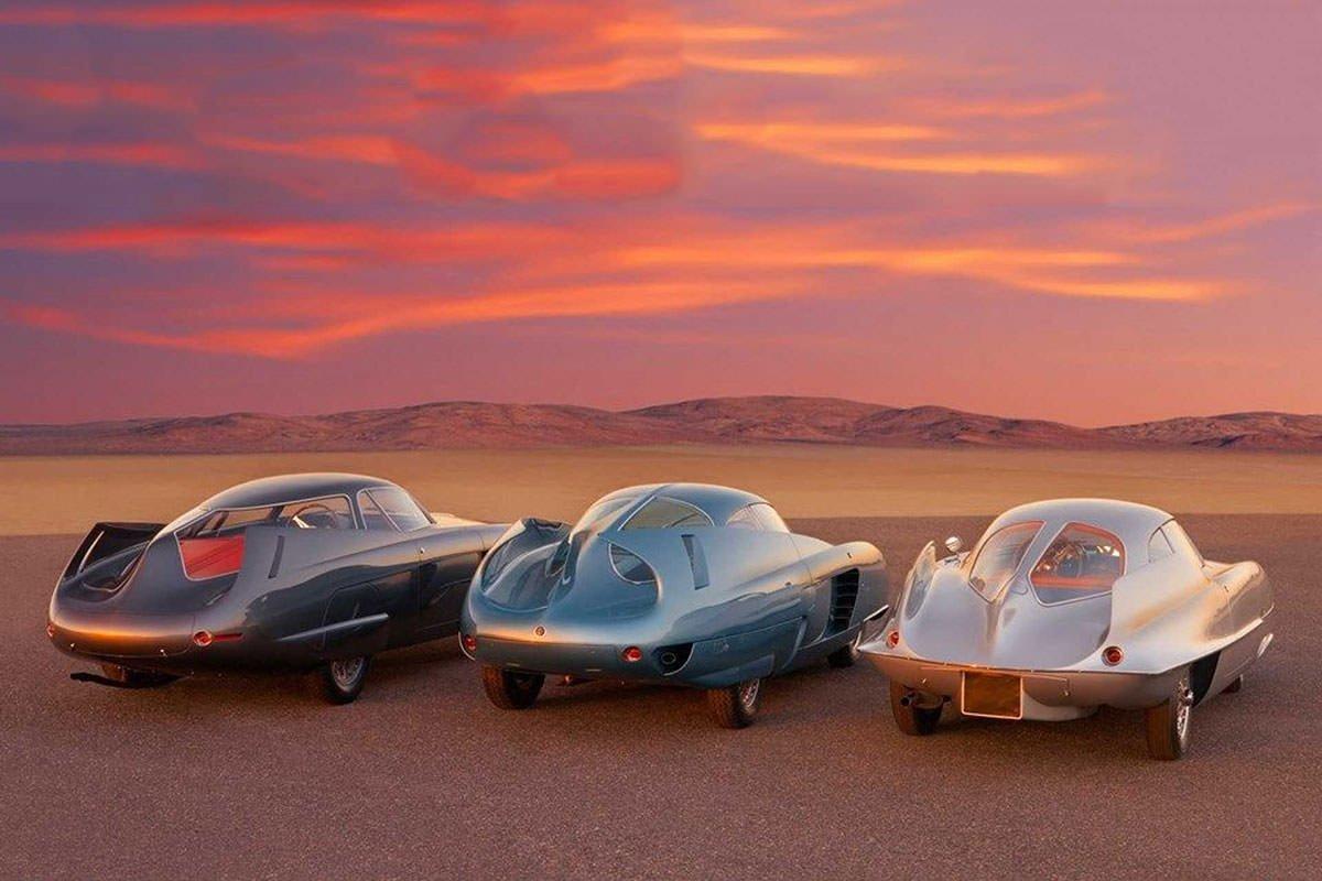 سه خودرو مفهومیآلفارومئو به قیمت ۱۵ میلیون دلار فروخته شد