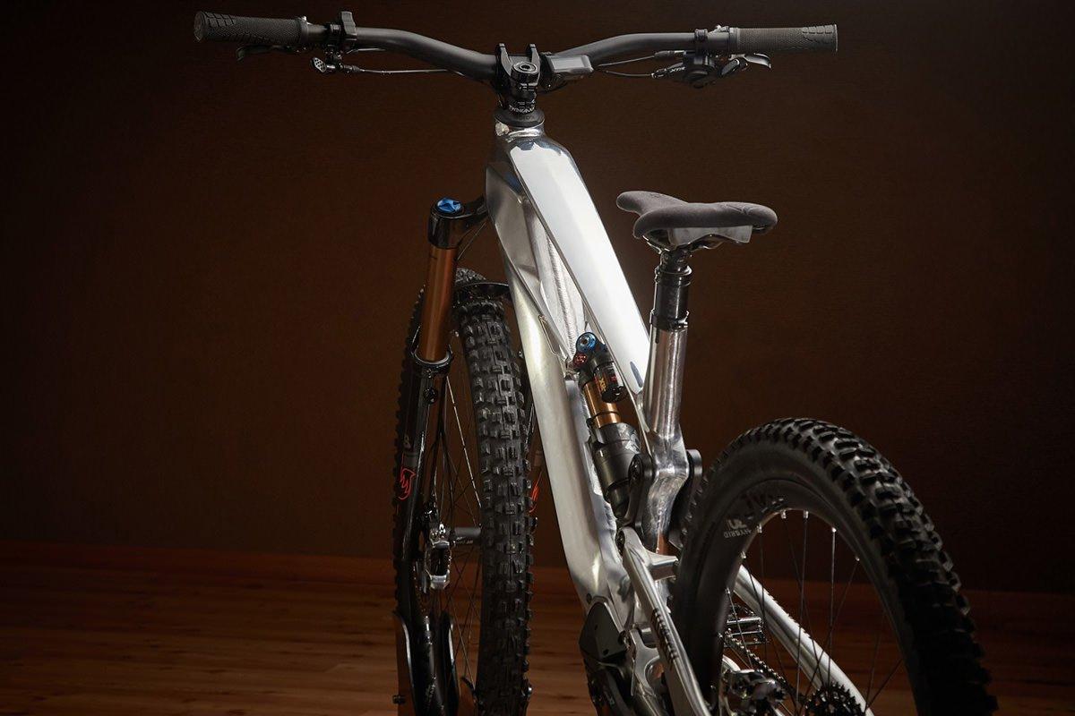 دوچرخه کوهستان برقی آلوتک با قیمت ۱۸ هزار دلار معرفی شد