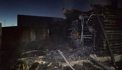 آتش سوزی در خانه سالمندان ۱۱ قربانی گرفت روسیه, خانه سالمندان, آتش سوزی