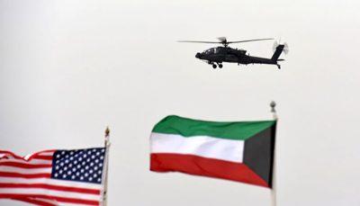 آمریکا با فروش بیش از ۴ میلیارد دلار سلاح به کویت موافقت کرد