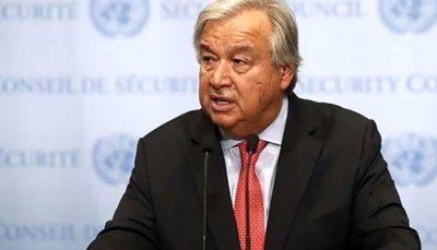 «آنتونیو گوترش» خواهان حفظ روابط تجاری کشورها با ایران است