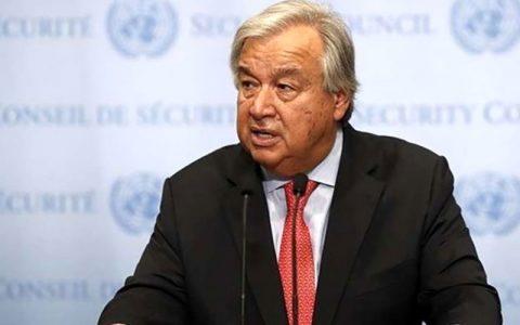 آنتونیو گوترش خواهان حفظ روابط تجاری کشورها با ایران است ایران, آنتونیو گوترش, روابط تجاری