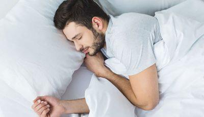 نحوه خوابیدن باعث کرونا میشود؟