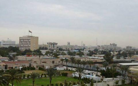 احتمال تعطیلی سفارت آمریکا در بغداد قوت میگیرد سفارت آمریکا, بغداد
