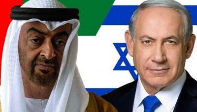 اسرائیل و امارات امارات و اسرائیل, سفر نتانیاهو به امارات, اسرائیل و بحرین