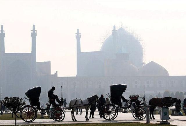 الودگی هوا در اصفهان محمدرضا محبوب فر, آلودگی هوا, بحران آلودگی هوای تهران