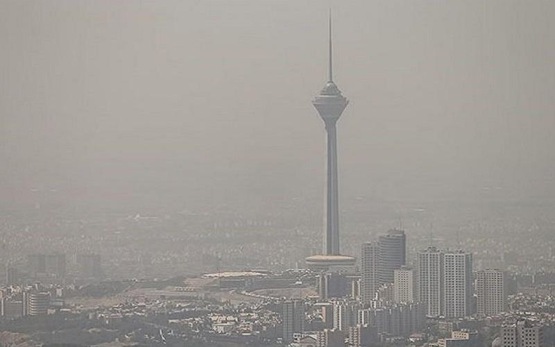 الودگی هوا در تهران محمدرضا محبوب فر, آلودگی هوا, بحران آلودگی هوای تهران