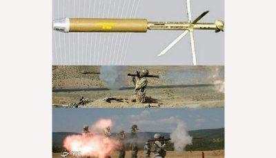 این سلاح های ضدزره ایرانی به خارج از کشور صادر می شوند سلاح های ضدزره ایرانی, صادرات