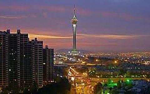 بازگشایی مجدد برج میلاد همزمان با نارنجی شدن تهران بازگشایی مجدد برج میلاد, برج میلاد