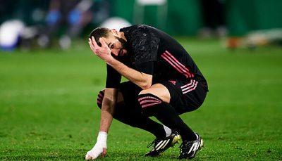 تساوی بد موقع رئال مادرید در لالیگا