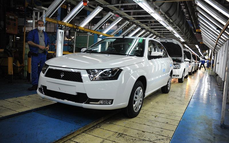 تکمیل و تجاری سازی ۴۷۹۶ دستگاه خودرو در یک روز ایران خودرو