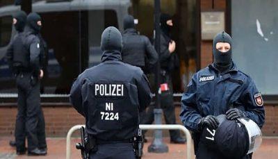 تیراندازی در برلین ۳ مجروح برجای گذاشت برلین, تیراندازی