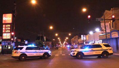 تیراندازی در شیکاگو / ۴ نفر زخمی شدند