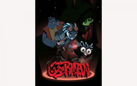 خلق ابرقهرمان ایرانی در کارتون «آرمن»