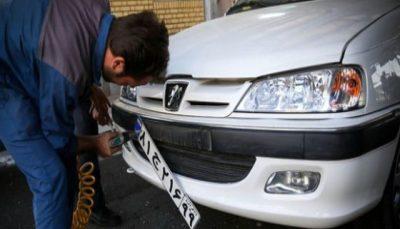 خودروهای یورو 4 مدل 99، پلاک نمیشوند شماره گذاری خودرو, خودروهای یورو ۴