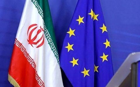 درخواست مداخلهجویانه مقام اروپایی از ایران حبیب أسیود, اتحادیه اروپا, ایران