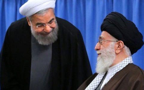 درخواست مهم روحانی از رهبر انقلاب رهبر انقلاب, روحانی
