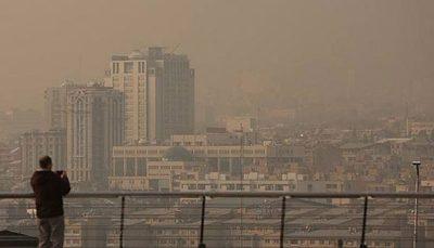 در هوای آلوده چه بخوریم؟ هوای آلوده