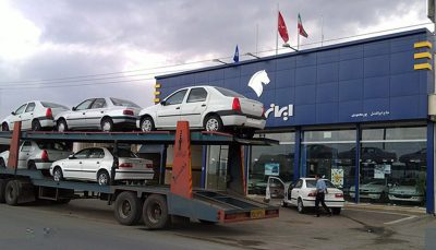 زمین گیرشدن خودروسازی ایران در پی اجرای ناقص یک قانون