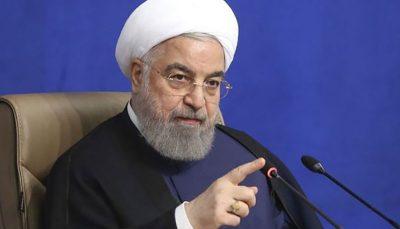 روحانی دشمن میخواهد در این چند هفته امواج منفی به اقتصاد ایران بفرستد اقتصاد ایران, روحانی