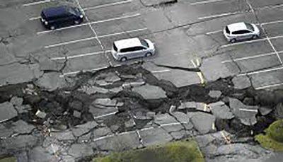 زمین لرزه ۵.۵ دهم ریشتری در ژاپن زمین لرزه, ژاپن
