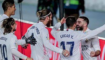 سیلی محکم زیدان به منتقدین رئال مادرید با برد 5 بر صفر دوباره زنده شد زیدان, رئال مادرید