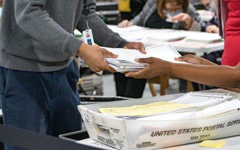 سی ان ان نتایج انتخاباتی تمامی ۵۰ ایالت آمریکا تایید شد سی ان ان, نتایج انتخابات