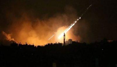 شلیک خمپاره به سمت پایگاه آمریکا در سوریه پایگاه آمریکا, سوریه, شلیک خمپاره