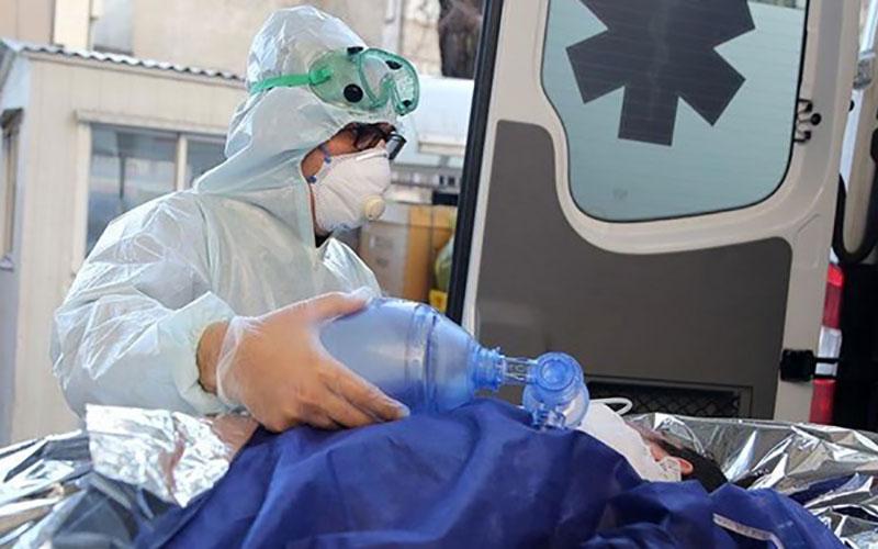 سیما سادات لاری از فوت ۲۸۴ بیمار دیگر خبر داد