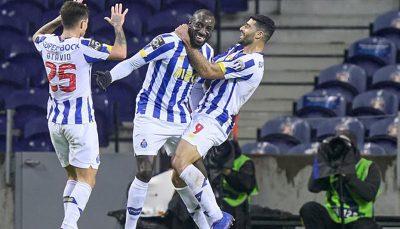 طارمی پنالتی گرفت و پاس گل داد طارمی, لیگ فوتبال پرتغال