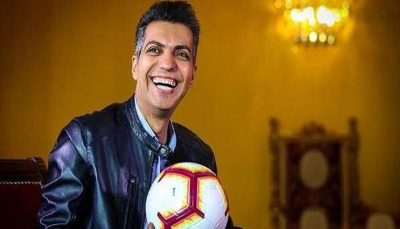 عادل فردوسی پور صفحه فارسی AFC را میلیونی کرد عادل فردوسی پور, AFC