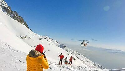 عملیات جستجو کوهنوردان مفقود شده در کوههای تهران کوههای تهران, کوهنوردان