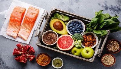 فرمول غذایی برای مدیریت آسم