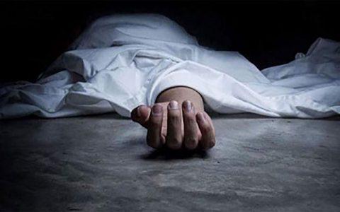 قتل همسر در قبرستان خونریزی مغزی, قتل همسر