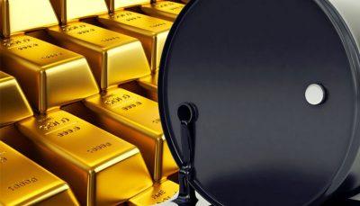 قیمت جهانی نفت و طلا امروز ۹۹/۰۹/۲۲