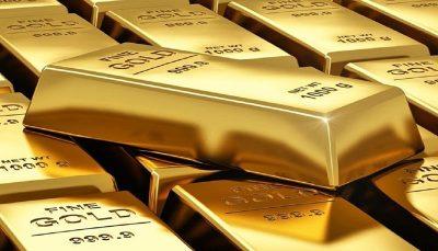 قیمت طلا افزایش یافت قیمت طلا