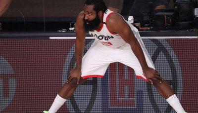 لیگ NBA هاردن همچنان در فکر جدایی از راکتس هاردن, لیگ NBA