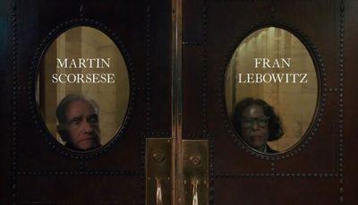 مارتین اسکورسیزی یک مستند جدید ساخت فیلم قاتلان ماه کامل, مارتین اسکورسیزی