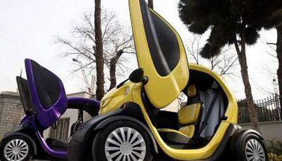 مجوز شمارهگذاری 30 دستگاه خودروی برقی صادر شد