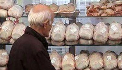 مرغ ۲۰ هزار و ۴۰۰ تومان ماند مرغ, قیمت مرغ