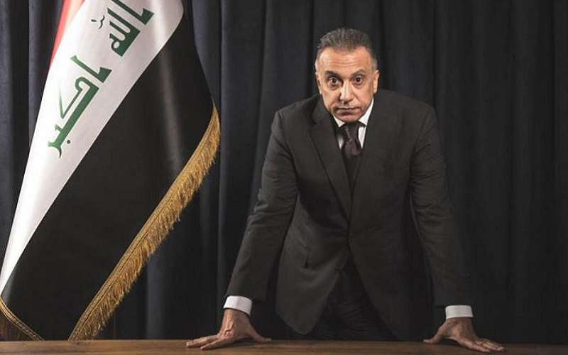 مصطفی الکاظمی فروپاشی سیاسی عراق, نخست وزیر عراق, عراق, مصطفی الکاظمی