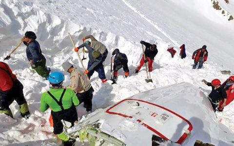 مقصر سقوط هواپیمای تهران ـ یاسوج مشخص شد