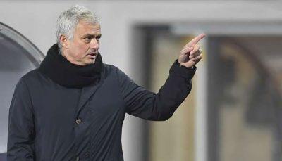 مورینیو بازیکنانم انگیزهای برای لیگ اروپا ندارند مورینیو, لیگ اروپا