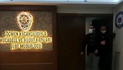 میلاد حاتمی از ترکیه اخراج می شود