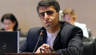 نامه ایران به سازمان ملل در پی ترور شهید فخری زاده ترور شهید فخری زاده, نامه ایران به سازمان ملل