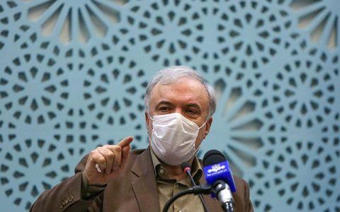 وزیر بهداشت ناجوانمردانه ایران را در حصر نگه داشتهاند واکسن کرونا, وزیر بهداشت