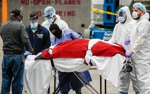 ویروس جهش یافته به آمریکا رسید ویروس جهش یافته کرونا, آمریکا