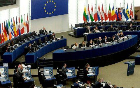 پارلمان اروپا تحریم های آمریکا علیه ایران را محکوم کرد
