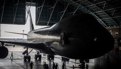 پرواز تهران-مادرید ایران ایر لغو شد