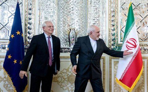 پیام بورل و بایدن درباره ایران اتحادیه اروپا, جوزف بورل, برجام